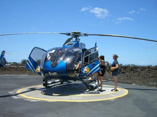 Awesome Tour Had A Great Time  Picture Of Blue Hawaiian Helicopters  Waik