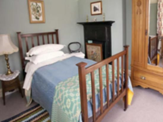 Dylan Thomas Birth Place: Parent's Bedroom