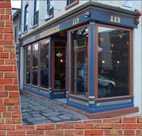 The wherehouse newburgh menu prices restaurant for Hamilton fish library