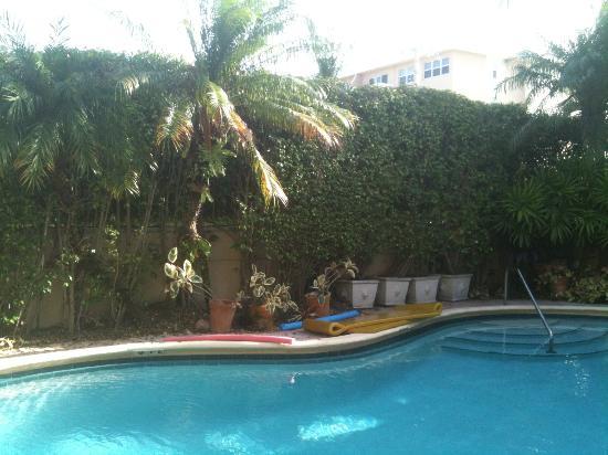 La Casa Hotel: Poolside