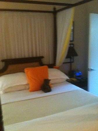 La Casa Hotel: Garden room