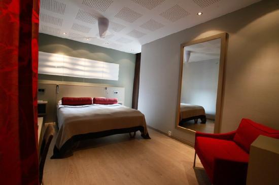 Centro Hotel Turku: Standard Double room
