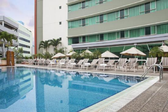 Sheraton Guayaquil Hotel: Pool