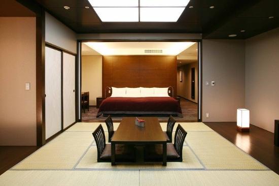 ไฮแอทรีเจนซี่ ฮาโกเนะ รีสอร์ท แอนด์ สปา: HAKHR_P009 deluxe twin and tatami room