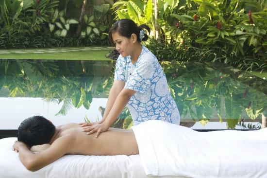 Massage Service Picture Of Space Villas Bali Seminyak Tripadvisor