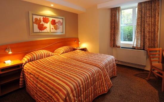 Town Lodge Menlo Park: Guest Room