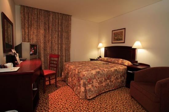 Town Lodge George : Guest Room