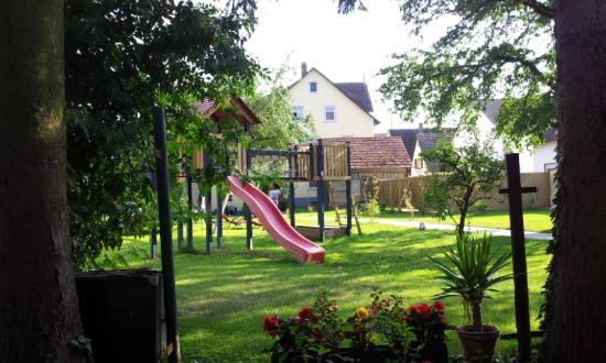 Pension Im Sunnegaessle : play area