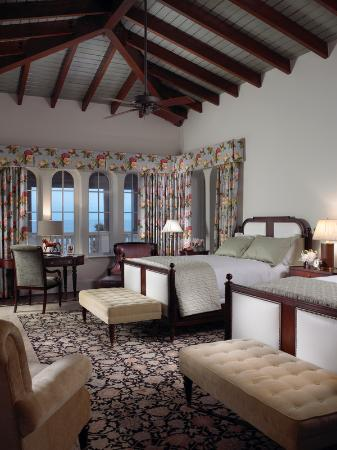 The Cloister at Sea Island: Beach Club Suite Bedroom