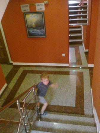 Hotel MB : floor