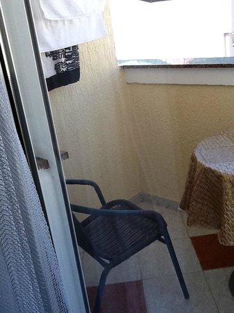 Hotel MB : Balcony