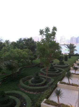 Grand Hyatt Doha Hotel & Villas: from my room