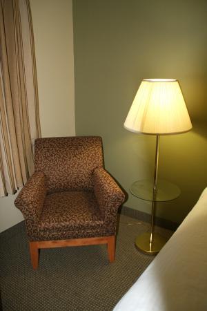 Country Inn Walker : Reading Chair - Cozy corner