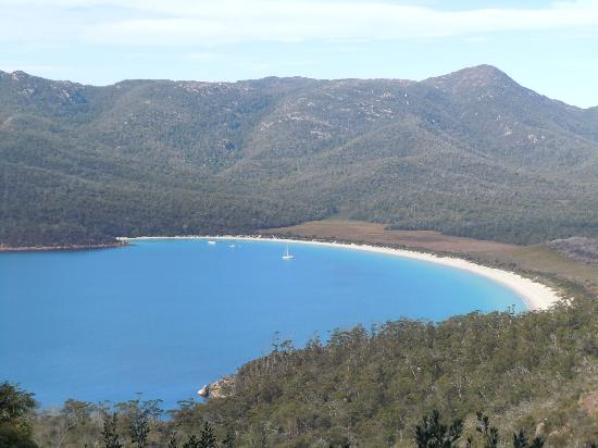 Meredith House and Mews: Wineglass Bay - Freycinet National Park (45 mins)