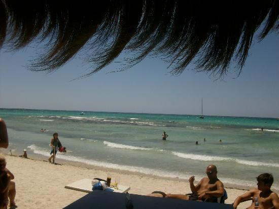 plage d'Es Trenc