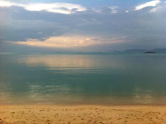 Secret Garden Beach Resort: het prachtige uitzicht van de secret garden