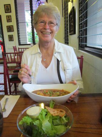 Mahina Cafe: Portuguese Bean Soup