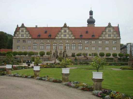 Schloss Weikersheim Germany What You Need To Know With