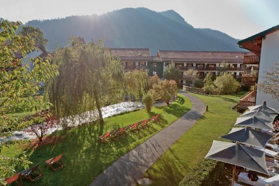 Hotel Bachmair Weissach: Hotel Park