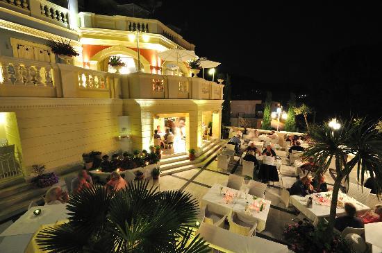 Golden Beach, Grecja: La Terrasse Restaurant- Cocktail Bar
