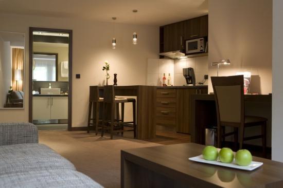 Liv'iN Hotel & Residence Seilerstrasse: Apartment