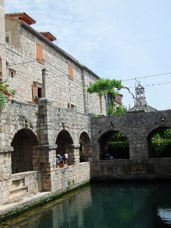 Stari Grad, Kroatia: the house