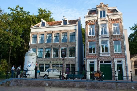 Netherlands Open-Air Museum and National Heritage Museum: NEW: Amsterdam Jordaan houses