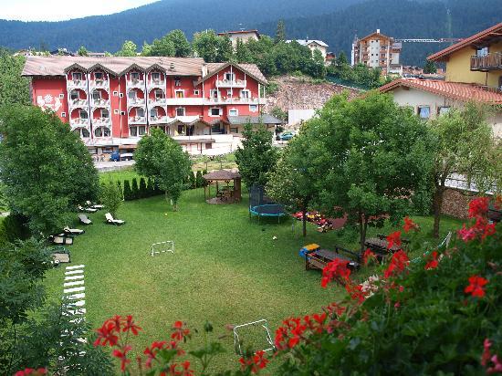 Ambiez Suite Hotel: esterno