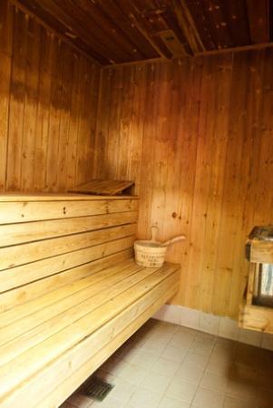 Best Western Glenridding Hotel: Sauna