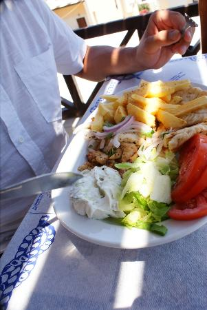 Triana: Gyros Chicken