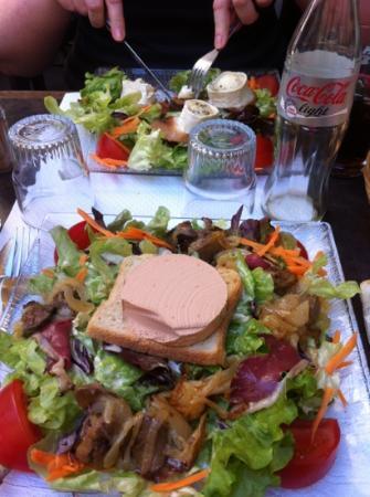 """La brouette: nos pauvres salades """"industrielles"""""""