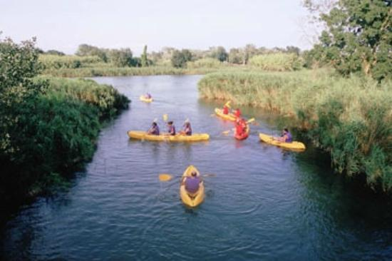 Camping Riu: KAYAKING