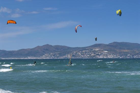 Camping Riu: SURFING - KITE SURFING