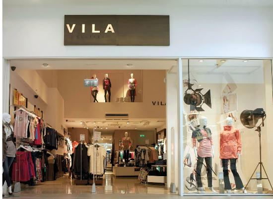 Clonmel, Irlanda: Vila (ladies clothing)