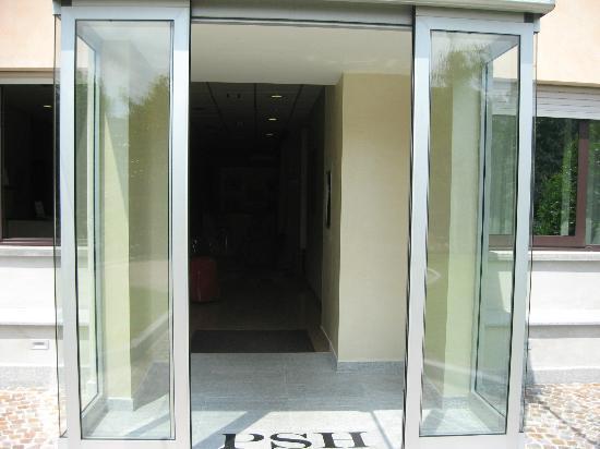 Parco Sassi Hotel: Entrata