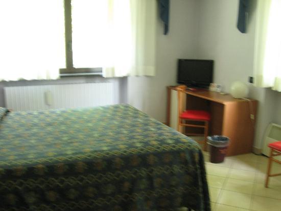 Parco Sassi Hotel: Camera