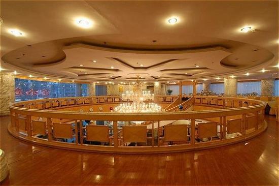 Golden Gulf Hotel: Restaurant