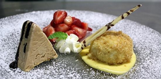 Hotel La Stoa: dessert