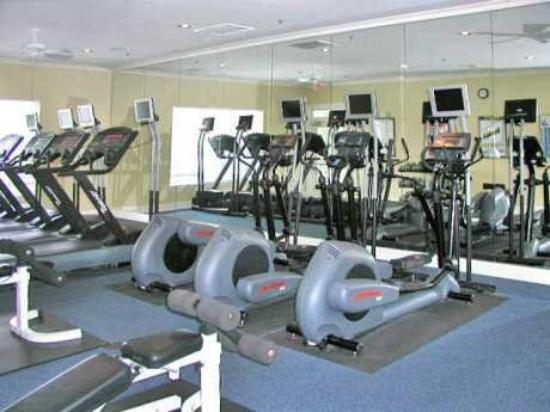 National at Park Place: Fitness Center