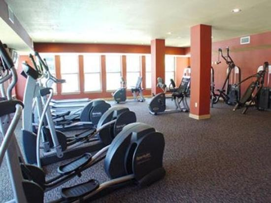 National at Mandalay on Lake: Fitness Center