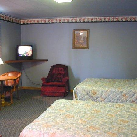 Fiesta City Motel Montevideo: Guest Room