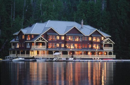Milbanke Lodge.
