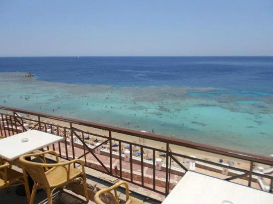Jaz Fanara Resort & Residence: View of the beach
