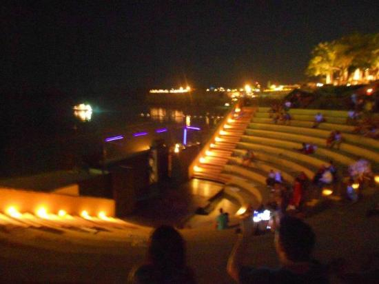 Jaz Fanara Resort & Residence: Evening Entertainment
