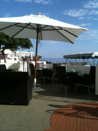 La Sirenetta-Park Hotel: ingresso hotel