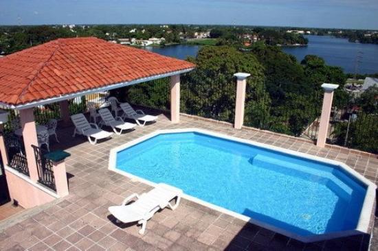 Hotel & Suites Real del Lago: UVPOOL