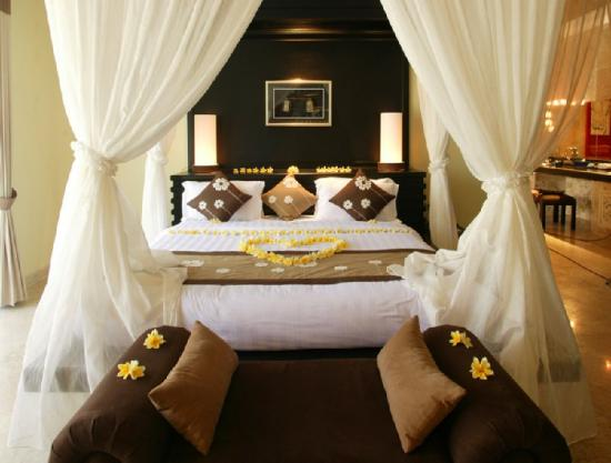 Ocean Blue Bali: Bedroom