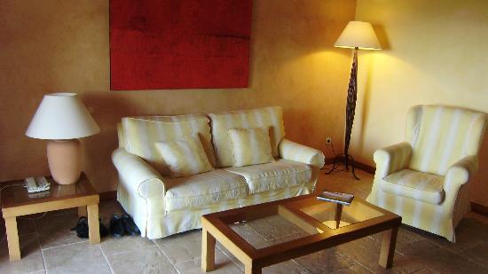 SENTIDO Pula Suites Golf & Spa: lounge area