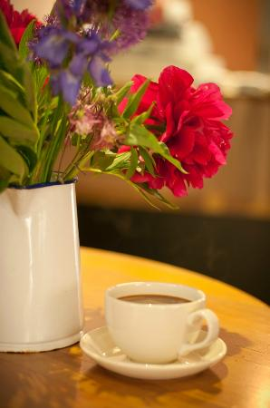 Fordhall Organic Farm: All tea and coffee in the tearoom is fairtrade and organic at competitive prices