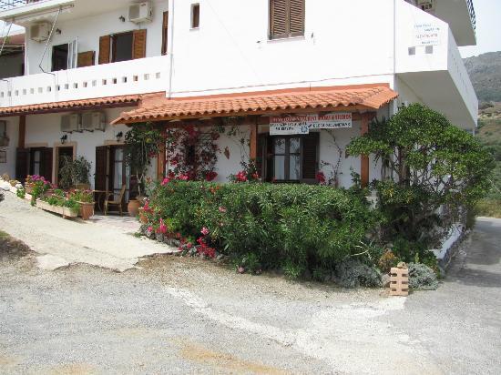 Plakias Studios: Eleni's House